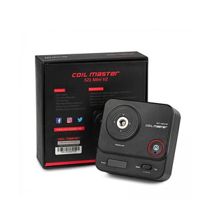 Coil Master Tab 521 Mini V2 ohm Reader