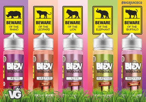 BIG 5 JUICE CO. FLAVORS 100mL AUSTRALIAN Born