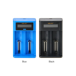 Golisi I2 2A Smart USB Chargers with LCD Screen