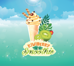 Kiwiberry Smoothie – Stardust Vapor