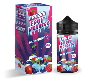 Frozen Fruit Monster Mixed Berry Ice 100ml