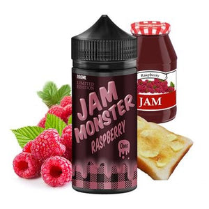 Raspberry by Jam Monster USA