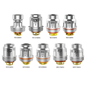 VOOPOO UFORCE Replacement Coil 5pcs