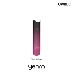 Uwell Yearn Pod System Bundle Kit with 4 Refillable Empty Pods