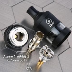 Kizoku Limit Dual Use 3ml RTA