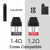 Uwell Caliburn or koko 2ml Replacement Pod Cartridge 4 pack