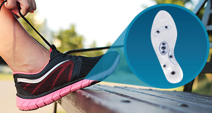 MagniSole  Magnetic Shoe Insole
