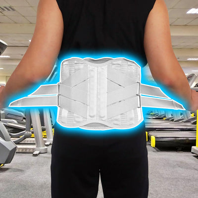 Therawrap Back Compression Brace
