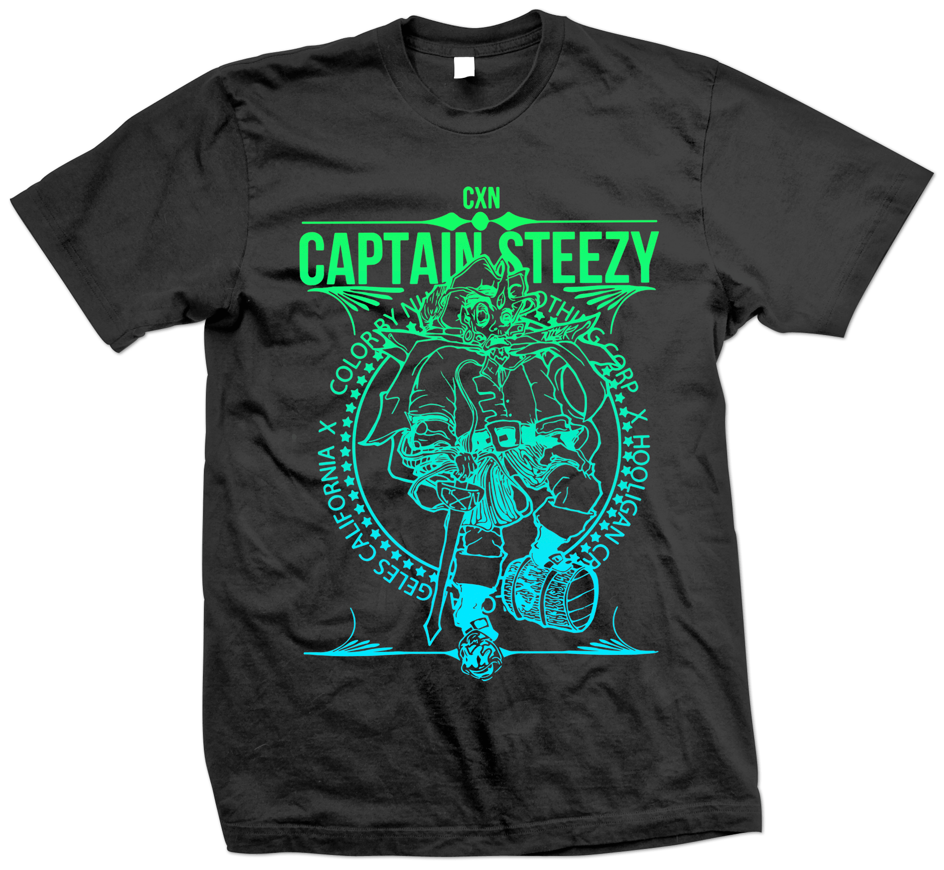 Captain Steezy Sea Breezey