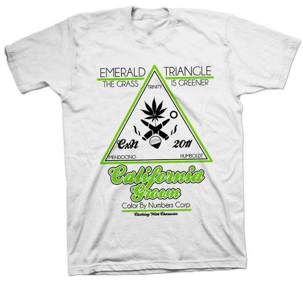 CXN Customs Topanga CXN Emerald Triangle (A CXN Clothing Original)