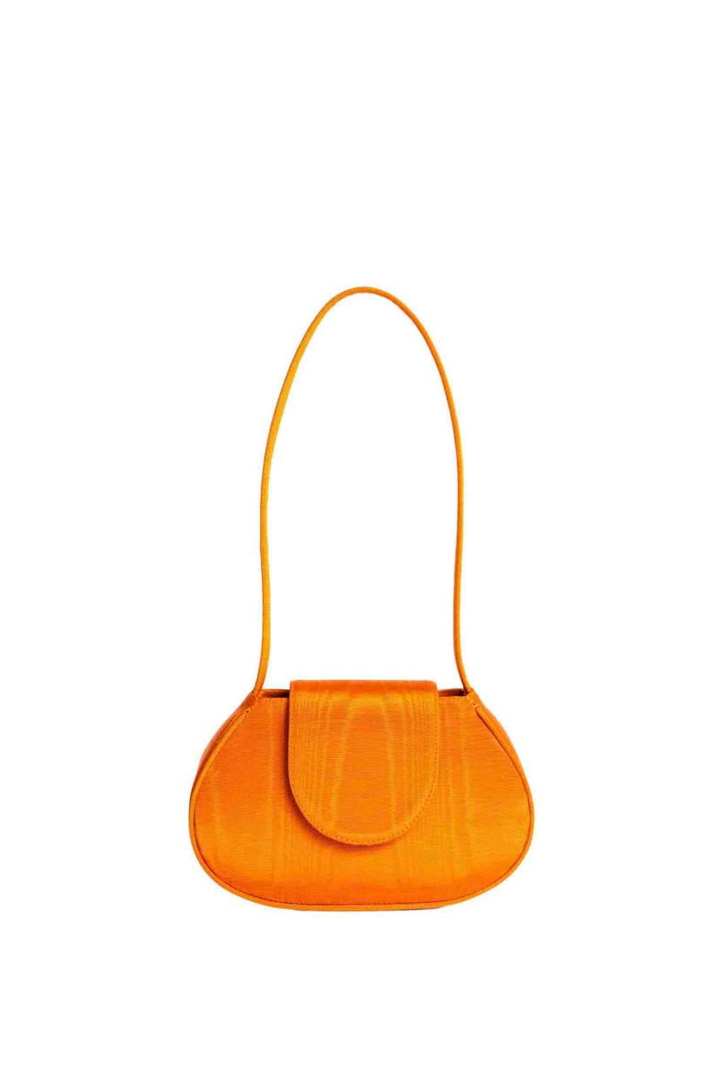 Ineva Baguette in Sun Copper Orange Moire