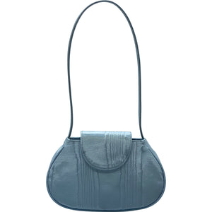 Ineva Baguette in Alice Blue Moire