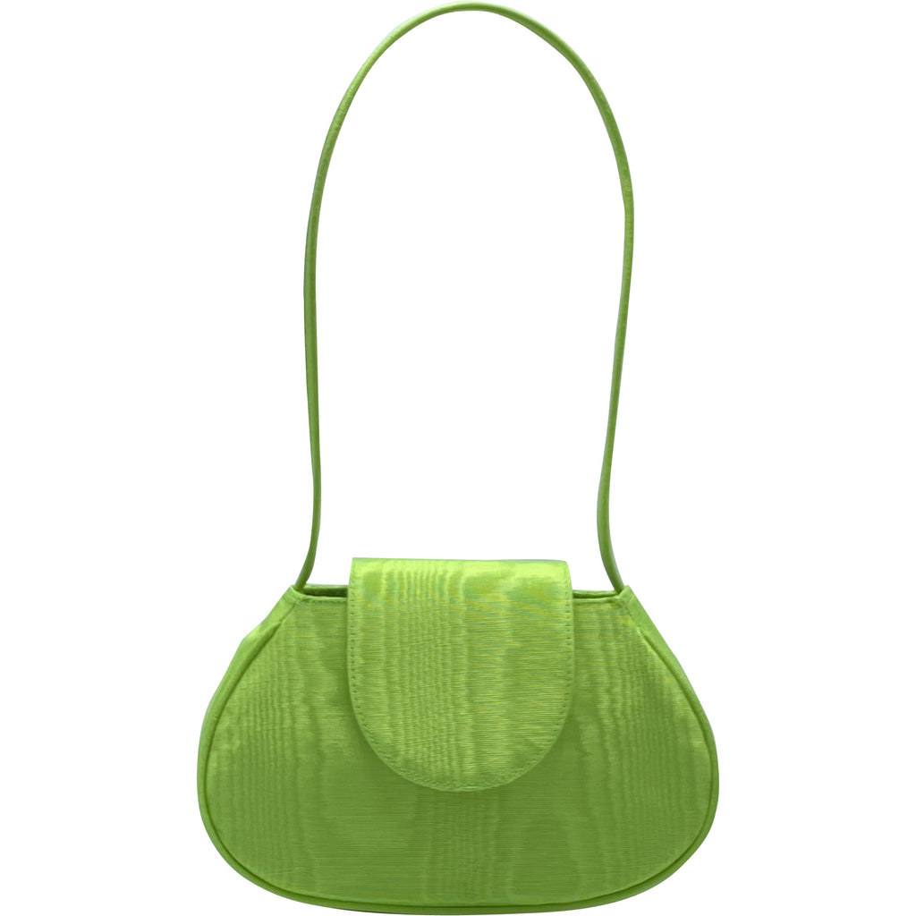 Ineva Baguette in Green Apple Moire