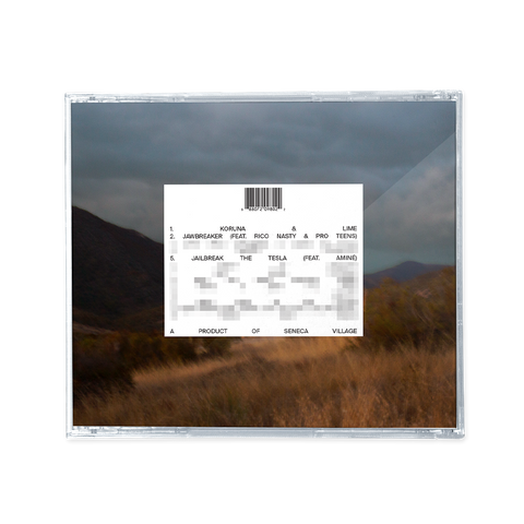 Injury Reserve CD + Digital Album