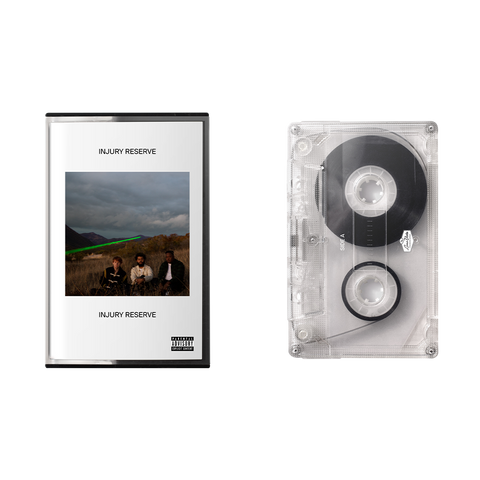 Injury Reserve Cassette + Digital Album
