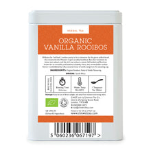 Load image into Gallery viewer, Rooibos Vanilla Organic