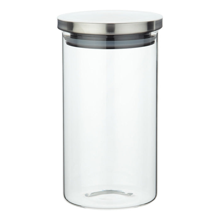 Glass Storage Jar 1100ml