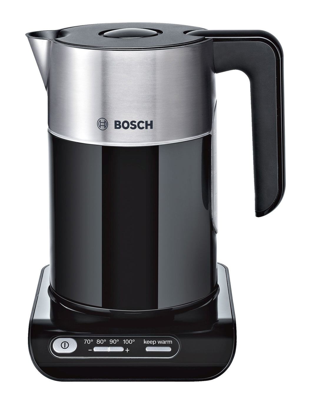Bosch Styline Kettle 1.5L TWK8631GB - Variable Temperature Control