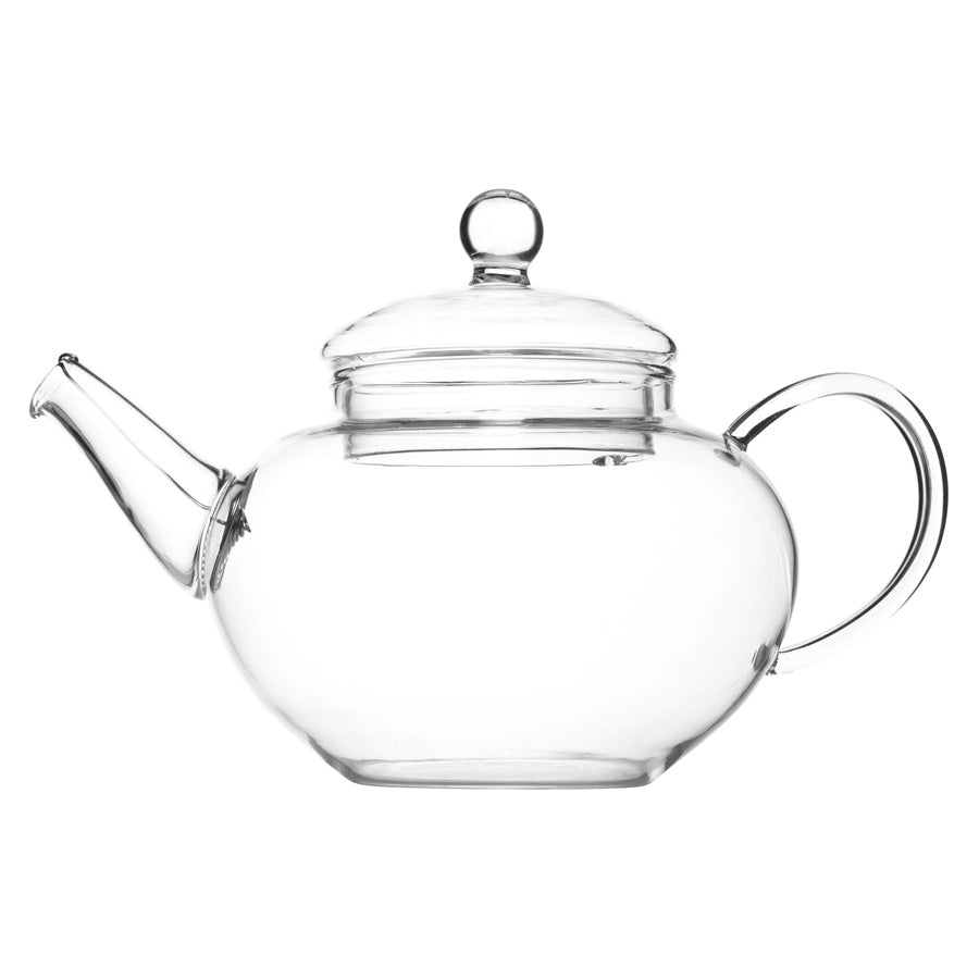 Glass Teapot - Devonshire - Coil Filter