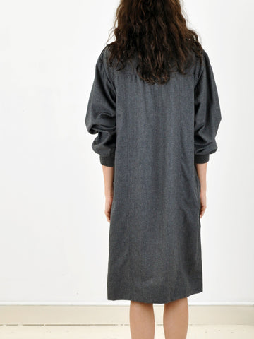 Vintage Carven Paris Smock Dress