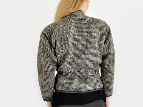 Vintage Guy Laroche Tweed Jacket