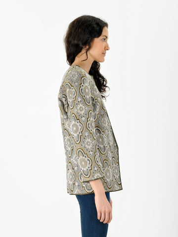 Vintage Custom Tapestry Jacket