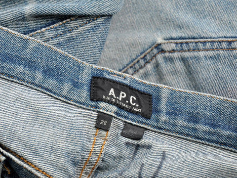 Vintage A.P.C. New Standard Cut-Off Shorts