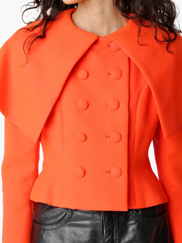 60s Iconic Norman Norell Coat
