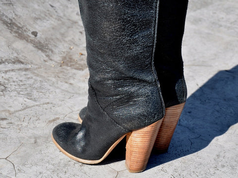 Black Marc by Marc Jacobs Boots