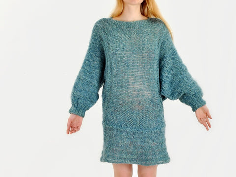 Vintage Pierre Cardin Sweater Dress
