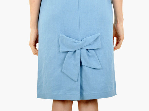 Valentino Bow Back Skirt