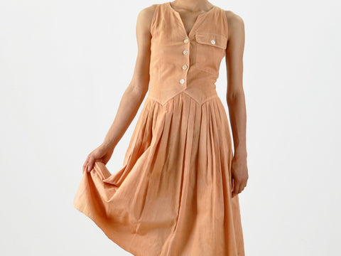 Vintage Alain Toussaint Day Dress