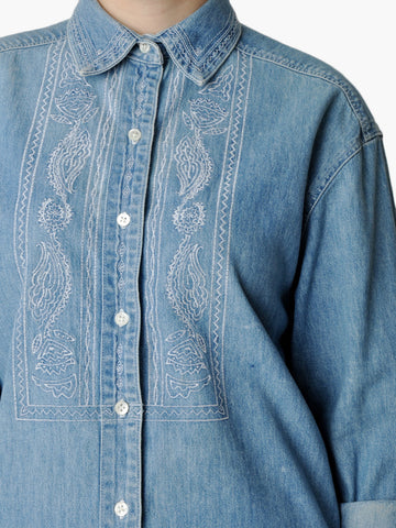 Vintage Banana Republic Denim Shirt
