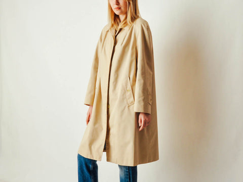 Vintage Burberry Trench Coat