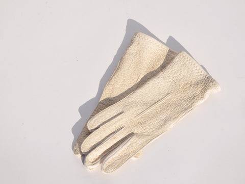 Vintage Van Raalte Leather Gloves