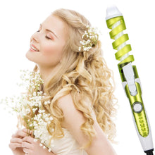 Pro Electric Spiral Curls Hair Curler - Evolou