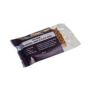 Fig Bar – Almond,  Chia & Flax Seed