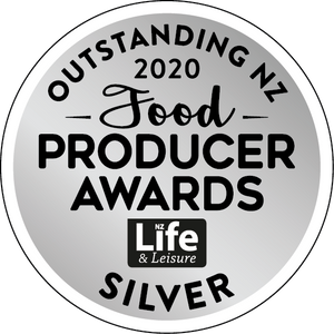 Fig Vincotto - Silver Medal - Outstanding NZ Food Producer Awards 2020