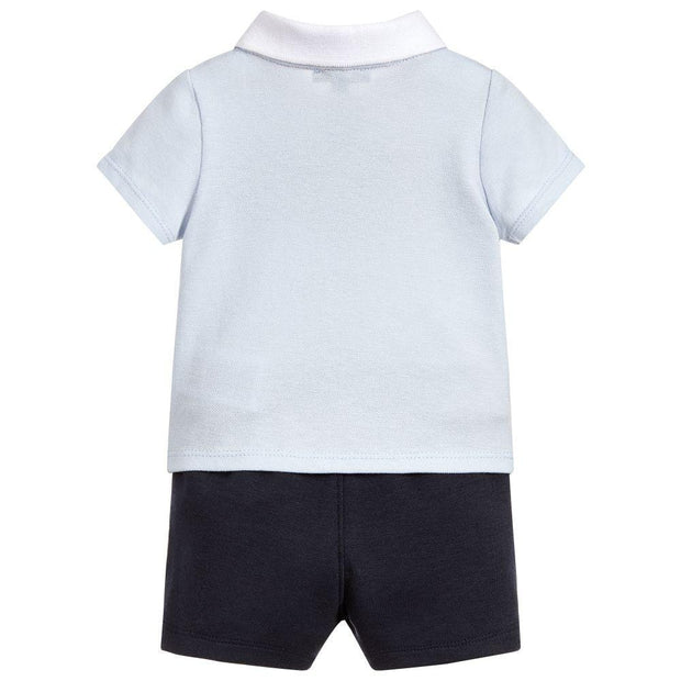 (HUGO BOSS) Baby Boys 2 Piece Shorts Set - My Billionaire Baby