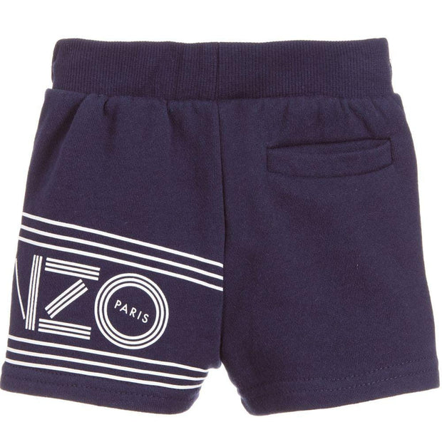 (Kenzo) Kids Baby Boys Cotton Shorts - My Billionaire Baby