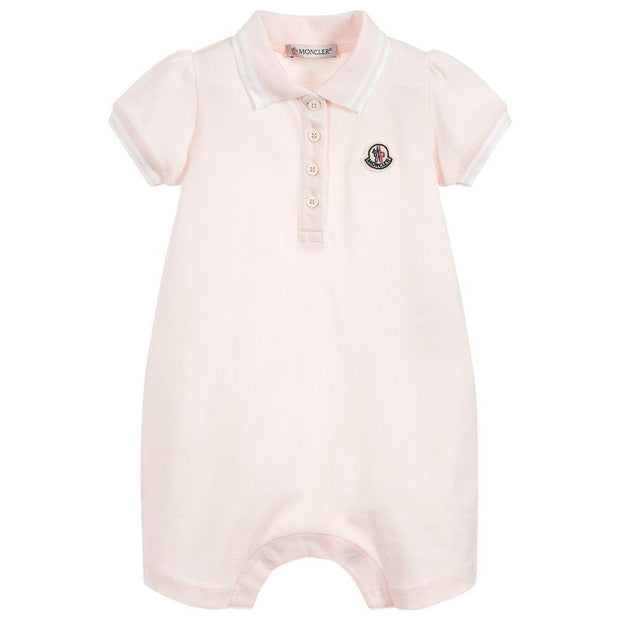 (Moncler) Baby Girls Cotton Shortie - My Billionaire Baby