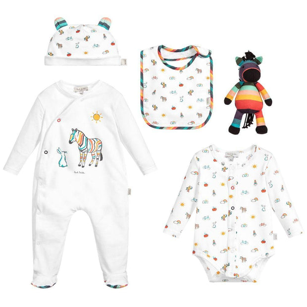 (Paul Smith) Junior Baby 5 Piece Gift Set - My Billionaire Baby