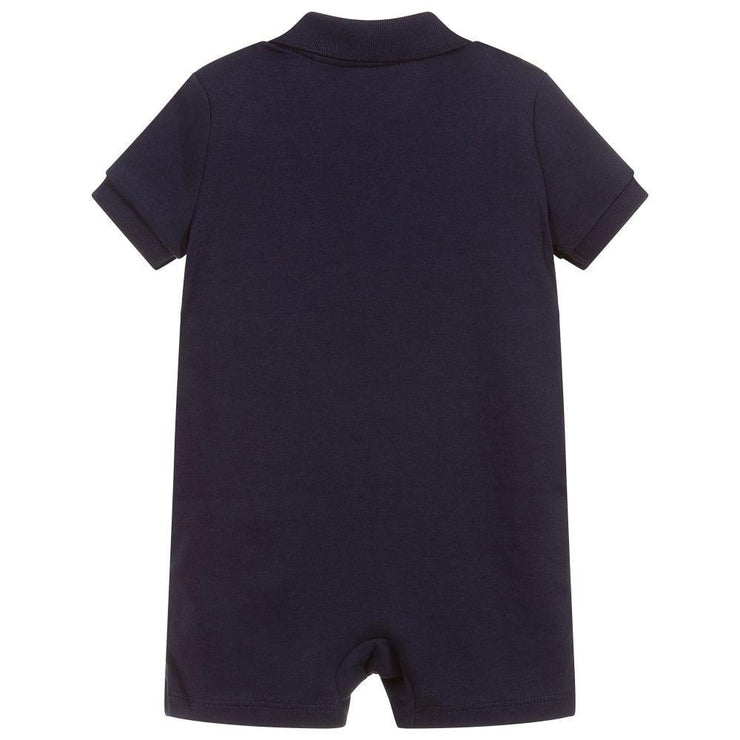 (Ralph Lauren) Baby Boys Cotton Shortie - My Billionaire Baby
