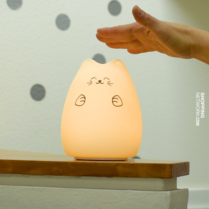 Cute Cat Dog LED Night Light