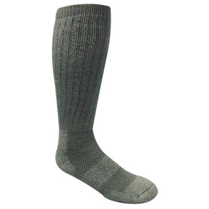Ice Military Boot Sock Size 4-8 Foliage Green