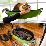 Cat Hammock Window Bed And Lounger Sofa