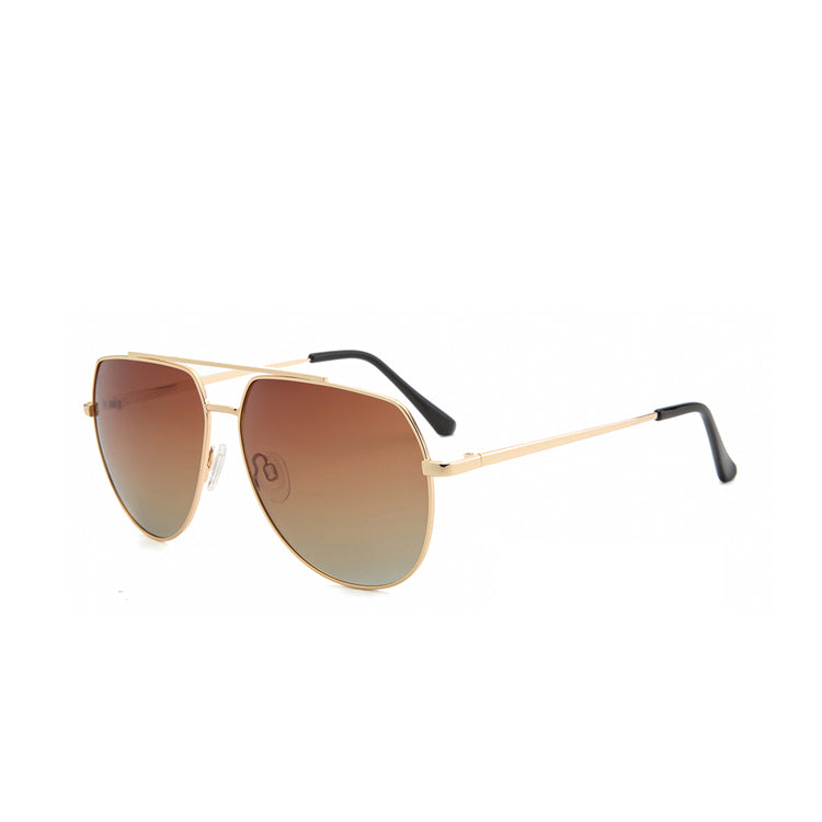 Free Classical Metal Aviation Sunglasses