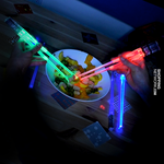 LED Chopsticks - Non-Slip Light Up Luminous Chopsticks