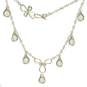 Necklace 246 - Silver