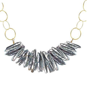 Necklace 279 - Silver